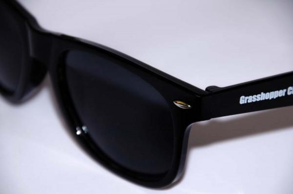 Sonnenbrille schwarz, 400 UV-Schutz