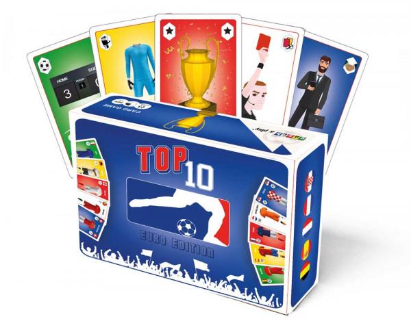 Fussball Kartenspiel Top10
