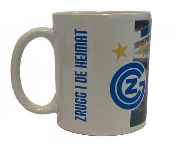 YES! - Hardturm Tasse