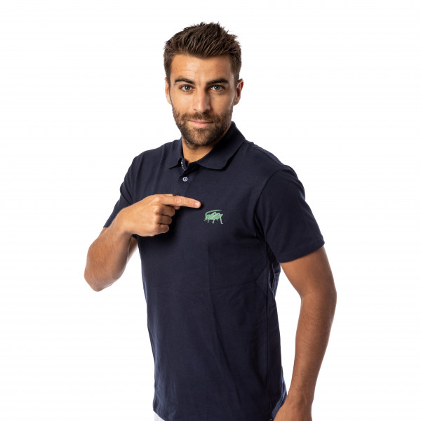 Heugümper Polo Shirt, navy