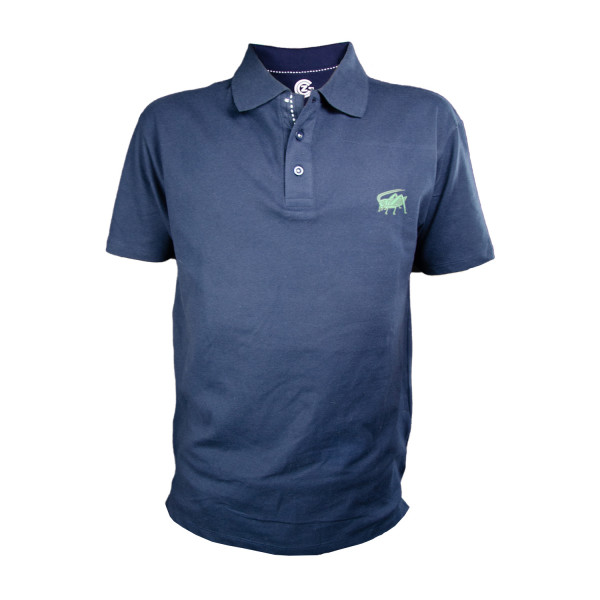 Heugümper Polo Shirt, navy