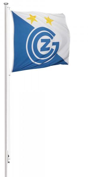 GC Fahne für Fahnenmast