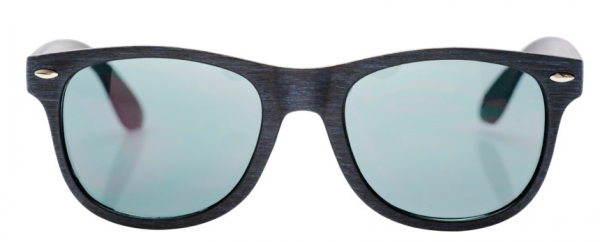 Sonnenbrille im Retro-Design