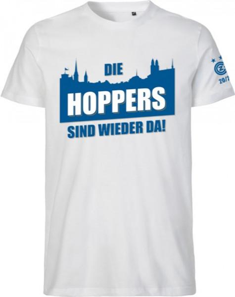 Aufstiegsshirt die Hoppers sind wieder da!