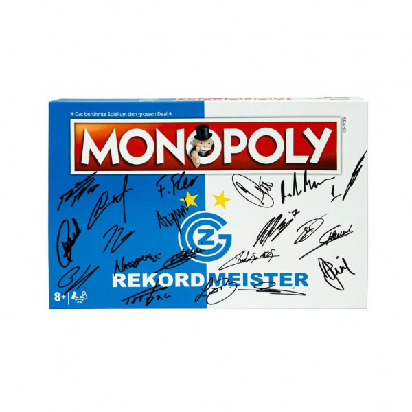 GC Monopoly Limited Edition