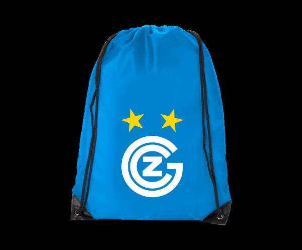 Rucksäckli in blau mit GC Logo