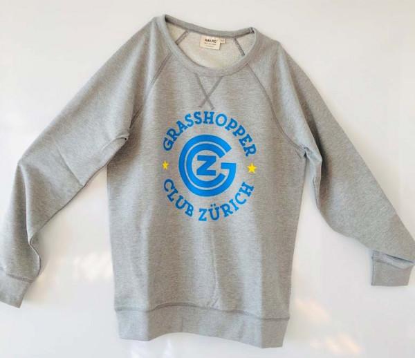 Sweatshirt grau mit GC-Logo