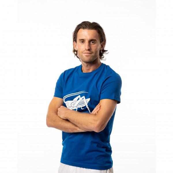 Heugümper T-Shirt mit 3D Druck