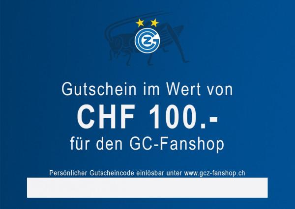Gutschein CHF 100,--